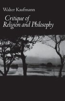 Afbeelding van Critique of Religion and Philosophy
