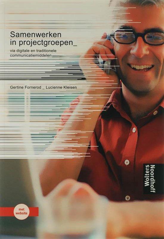 Samenwerken In Projectgroepen - G. Fornerod  