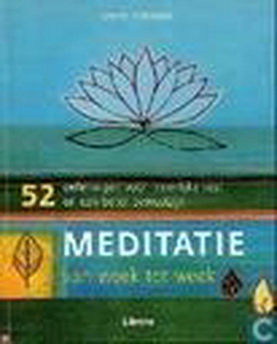 Meditatie Van Week Tot Week - David Fontana |