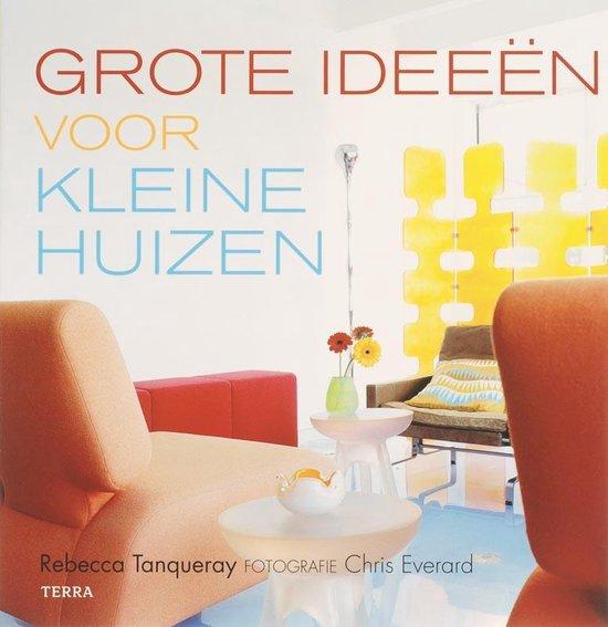 Cover van het boek 'Grote ideeen voor kleine huizen'