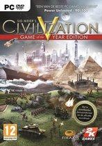 Civilization V - Game Of The Year Edition - Windows