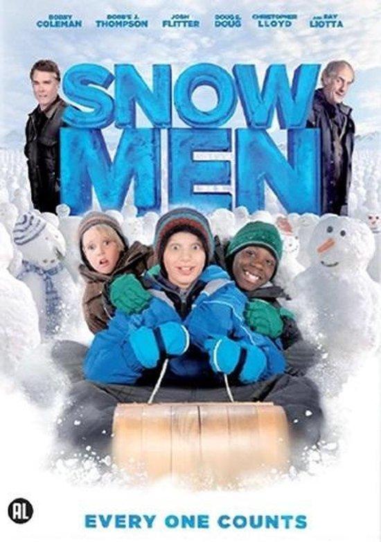 Cover van de film 'Snowmen'