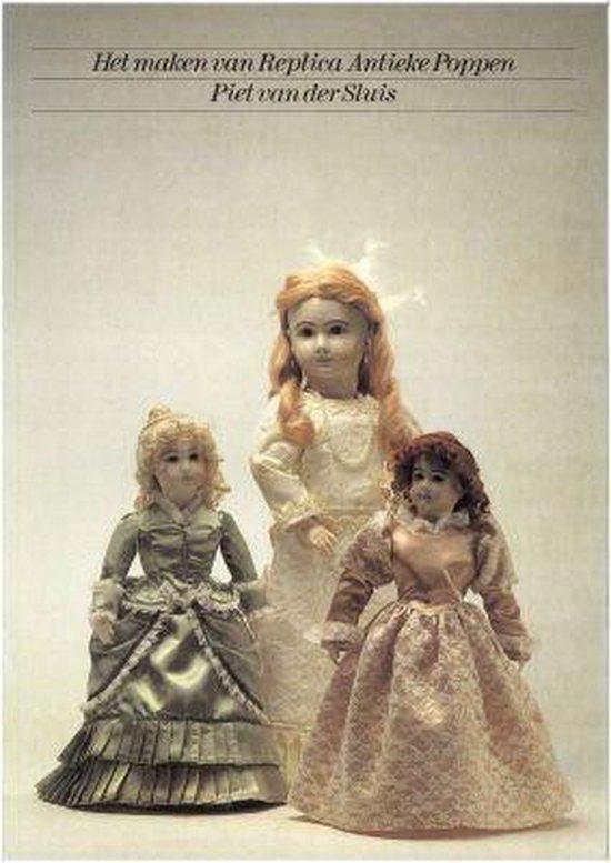 Maken van replica antieke poppen - SLUIS  