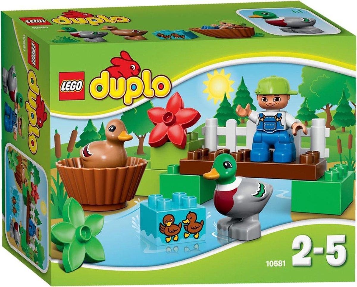 LEGO DUPLO Bos Eenden - 10581
