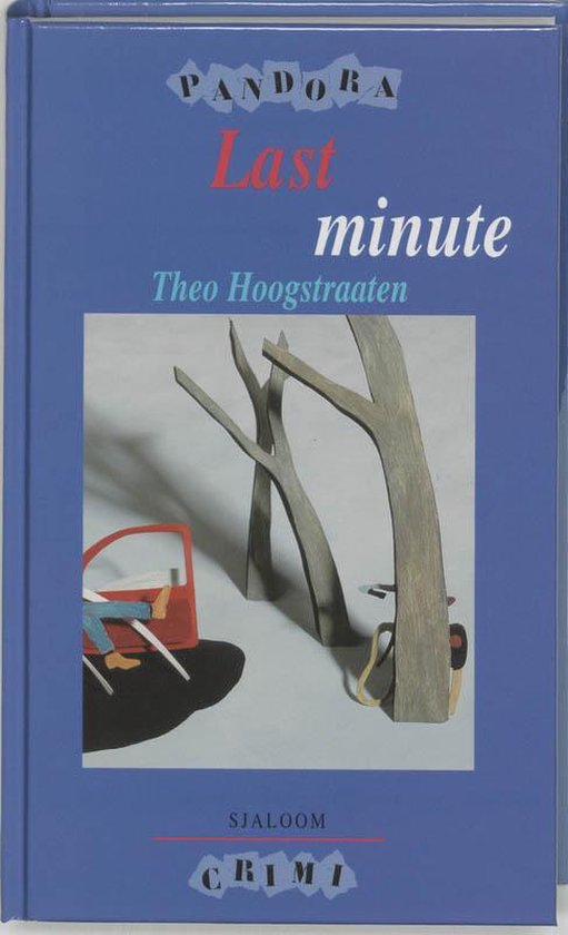 Last Minute - T. Hoogstraaten |