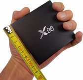 X96 Pro mini Android TV Box Mediaspeler Mediabox Mini PC KODI 2GB 16GB 7.0