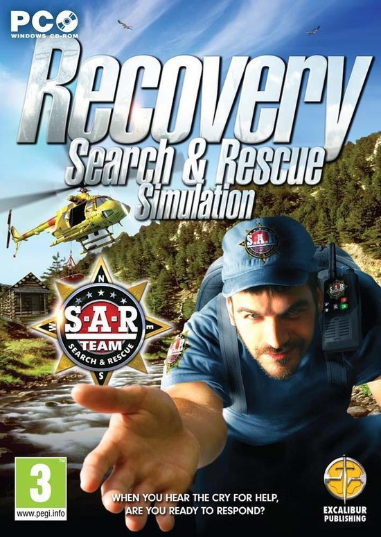 Recovery: Search and Rescue Simulation – Windows