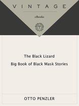 Omslag The Black Lizard Big Book of Black Mask Stories