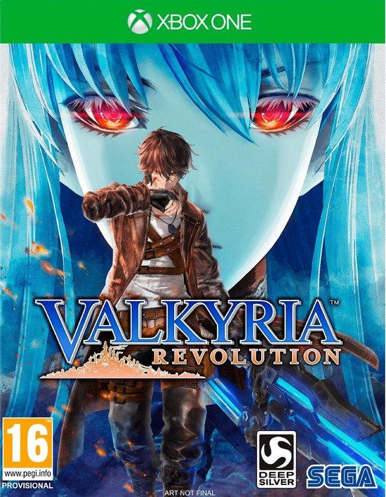 Valkyria Revolution (incl. Soundtrack CD) – Xbox One