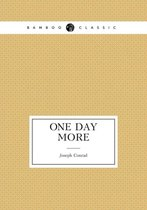 Omslag One Day More (Play)