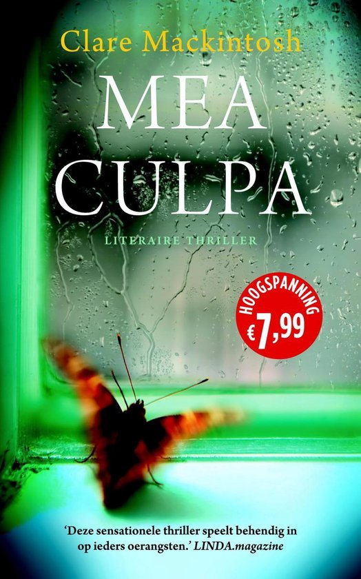 Mea culpa - Clare Mackintosh pdf epub