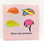 Cycle Gifts Always Wear Protection Bicycle Condoom