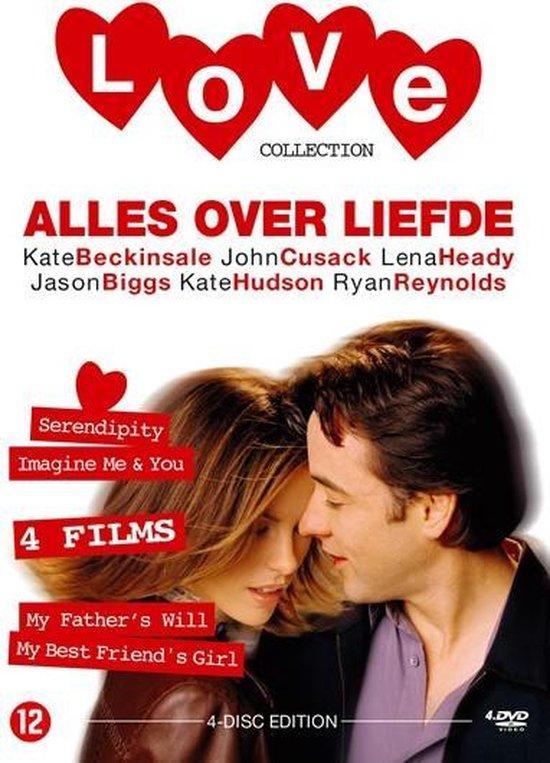 Cover van de film 'Alles Over Liefde Box'