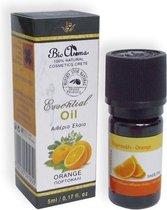 Sinaasappel etherische olie 5ml.