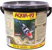 Aqua-ki koi kleur vijverkorrels 2,5 ltr