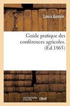 Guide pratique des conferences agricoles