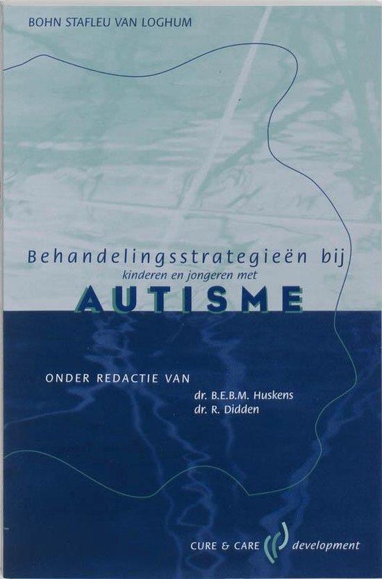 CCD-Reeks - Behandelingsstrategieen bij kinderen en jongeren met autisme - Hsk/Bu Cure & Care Development |
