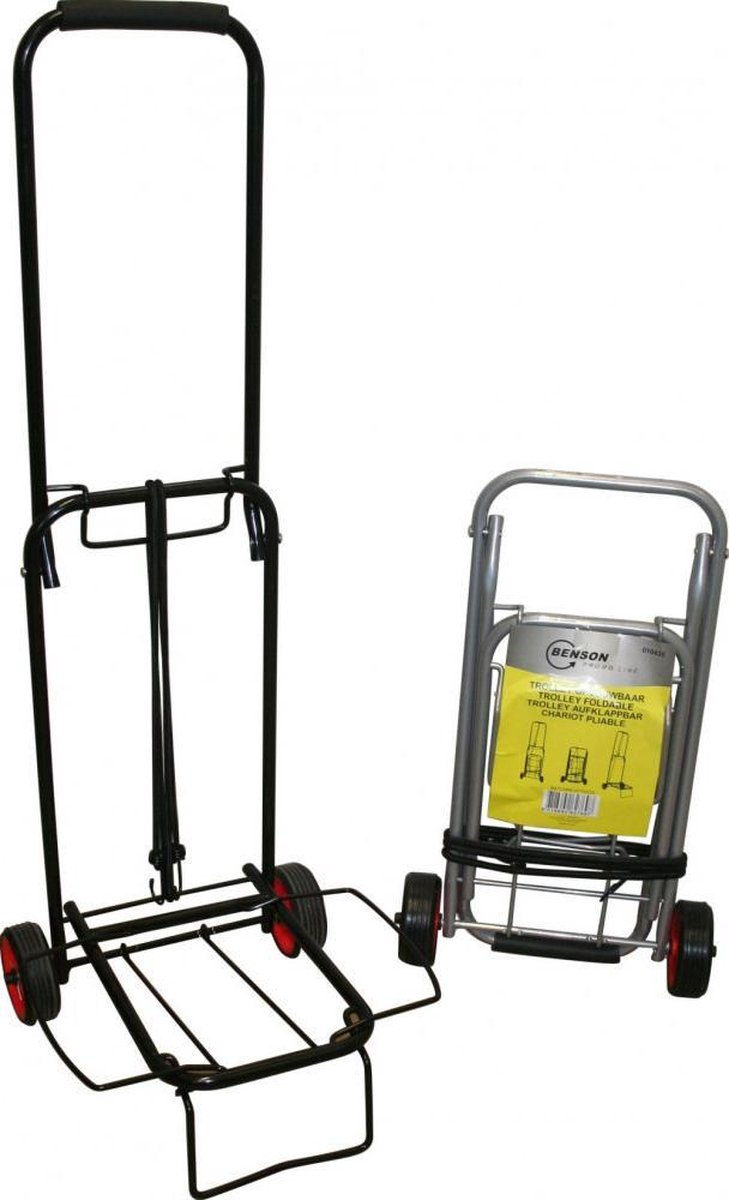Festivaltrolley    inc. bungee rope   trolley   boodschappen   reis   camping   bagage