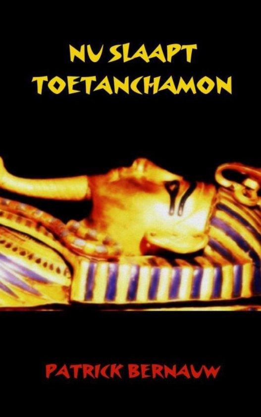 Nu slaapt Toetanchamon - Patrick Bernauw | Fthsonline.com