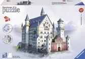 Ravensburger Neuschwanstein - 3D puzzel gebouw - 216 stukjes