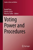 Voting Power and Procedures