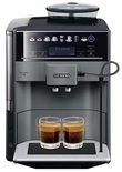 Siemens EQ.6 Plus s100 TE651209RW - Volautomatische espressomachine - Grijs