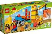 Afbeelding van LEGO DUPLO Grote Bouwplaats - 10813