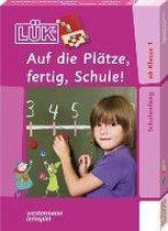 Boek cover LÜK-Set Auf die Plätze, fertig, Schule! van