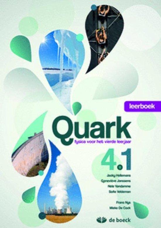 Quark 4.1 - leerboek - Jacky Hellemans  