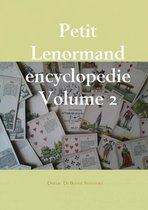 Petit Lenormand encyclopedie Volume 2