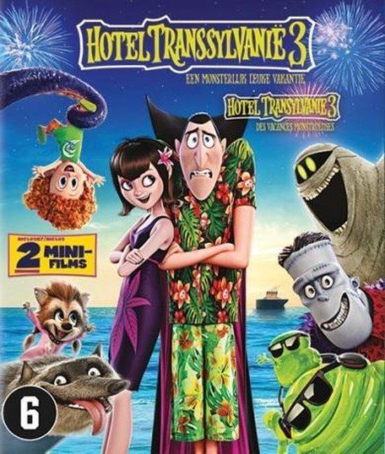 Hotel Transsylvanië 3 (Blu-ray)
