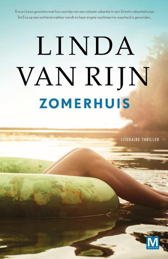 Boek cover Zomerhuis van Linda van Rijn (Paperback)