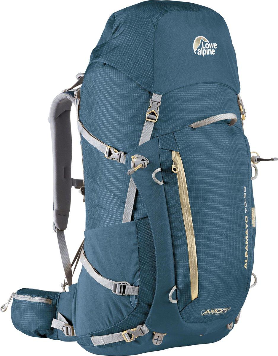 bol.com | Lowe Alpine Alpamayo 70:90 - heren - rugzak - blauw