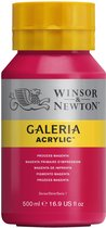 Winsor & Newton Galeria Acrylverf 500ml 533 Process Magenta
