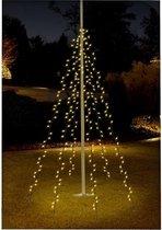 Verlichting voor vlaggenmast - 8 meter - 360 LED's