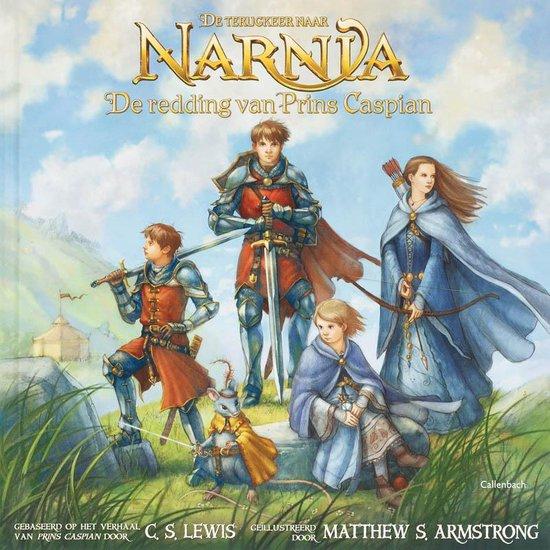 Terugkeer Naar Narnia / Redding Van Prins Caspian - C.S. Lewis |