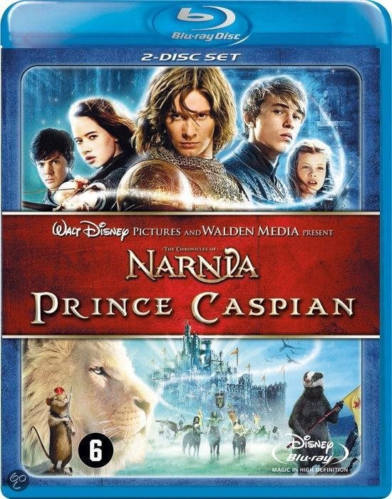Cover van de film 'Chronicles Of Narnia, The: Prince Caspian'