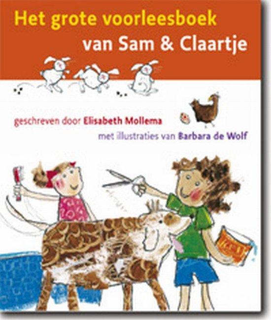 Het Grote Voorleesboek Van Sam & Claartje