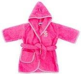 Lief Lifestyle! Badjas Roze 0-1 jaar