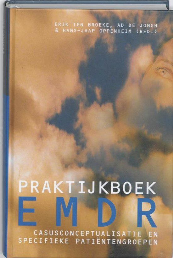 Boek cover Praktijkboek Emdr van Onbekend (Paperback)