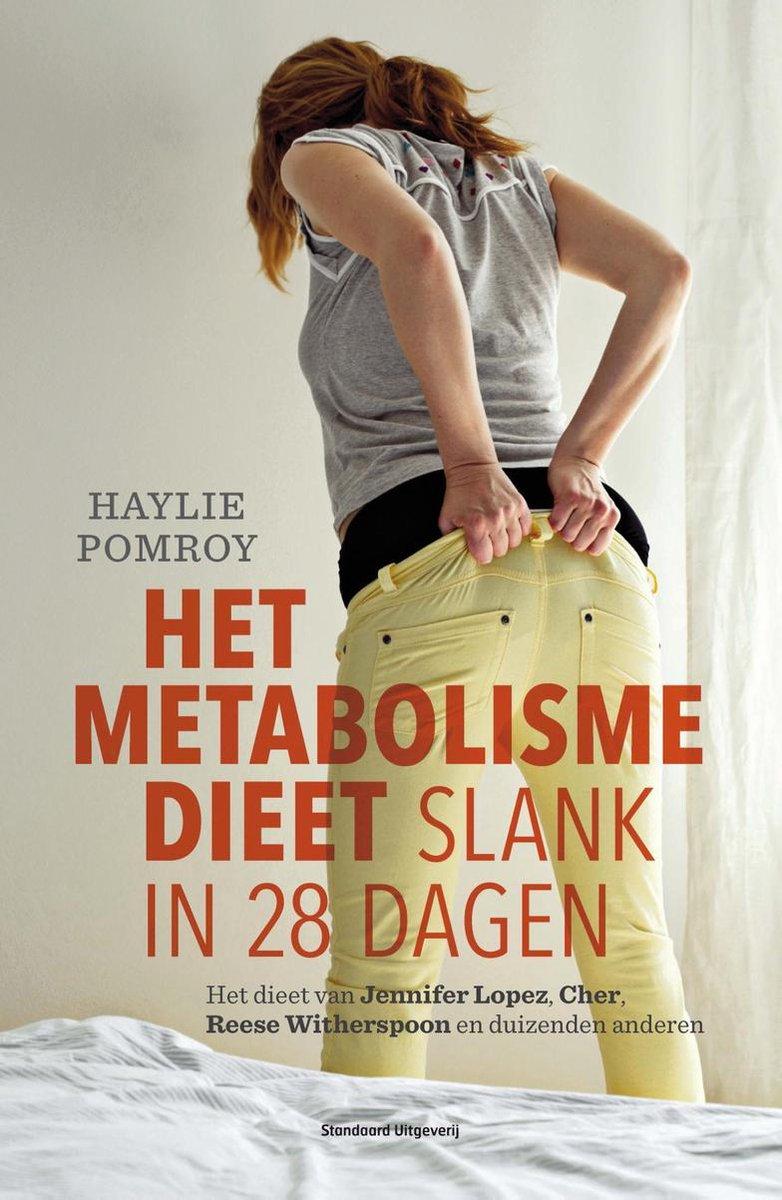 Het metabolisme dieet - Haylie Pomroy