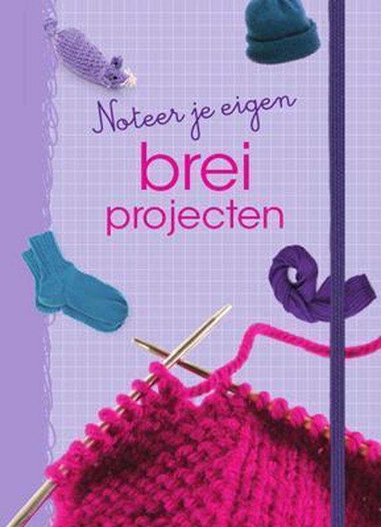 Noteer je eigen breiprojecten - Ammerins Moss-De Boer pdf epub