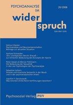 Psychoanalyse Im Widerspruch Nr. 39