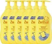 Zwitsal Om Te Wassen Wasgel Zeepvrij Voordeelverpakking