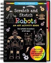 Scratch & Sketch Robots