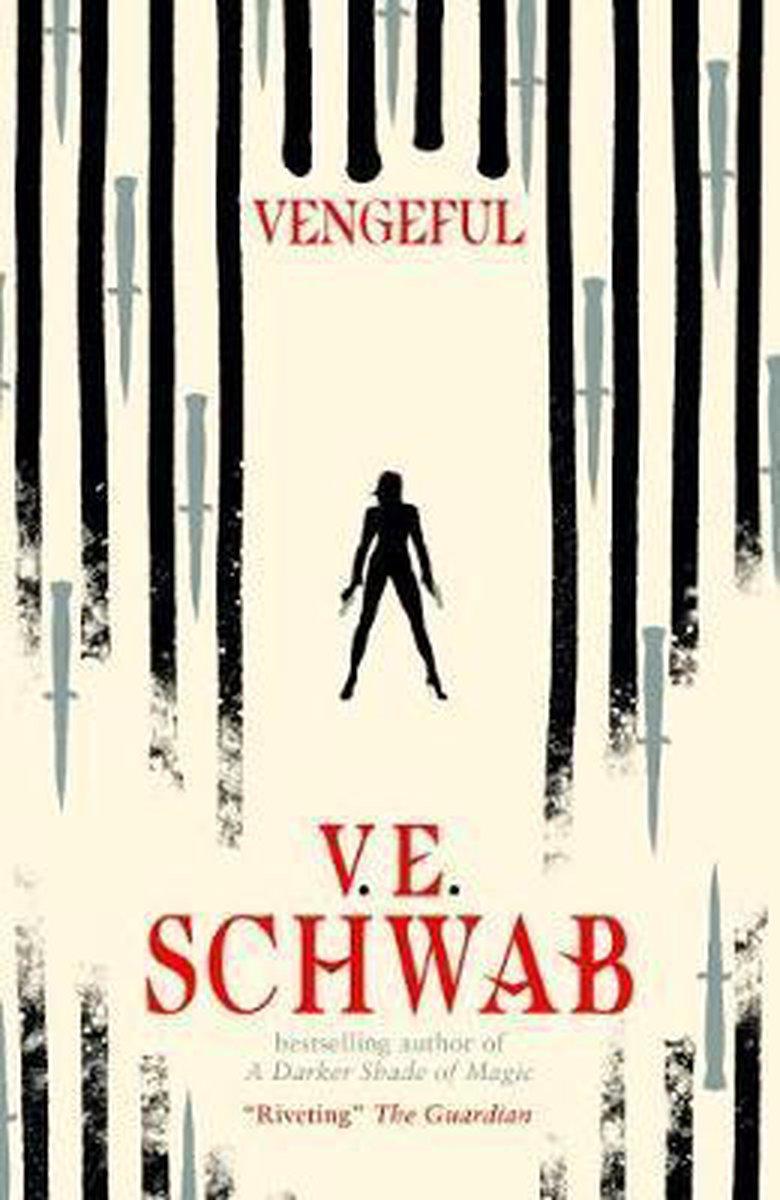 Vengeful - V E Schwab
