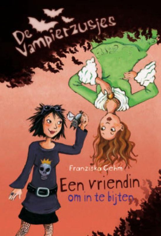 De vampierzusjes 1 - Een vriendin om in te bijten - Franziska Gehm |