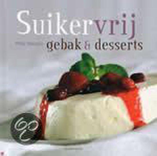 Suikervrij gebak & desserts - Peter Balcaen |