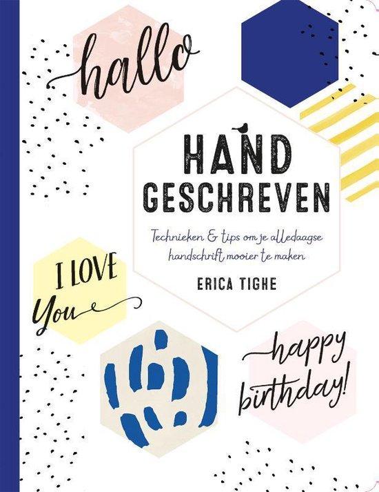 Handgeschreven - Erica Tighe   Readingchampions.org.uk