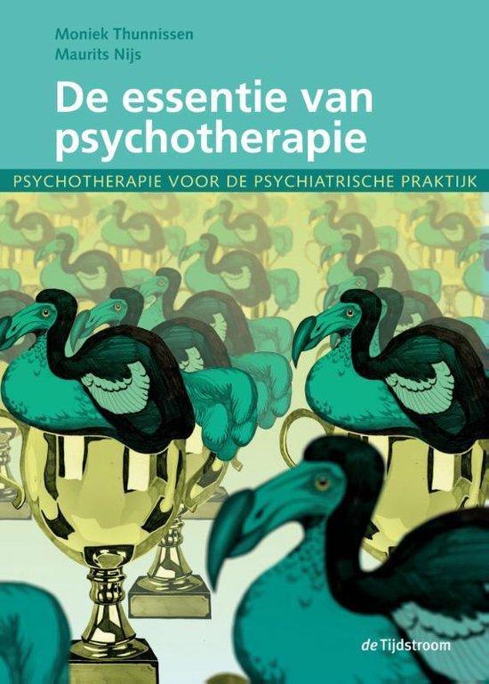 De essentie van psychotherapie - Moniek Thunnissen  